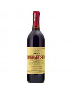 Barbaresco 1983 BIANCO ALDO GRANDI BOTTIGLIE
