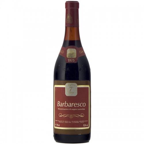 BARBARESCO 1975 SETTE CASCINE Grandi Bottiglie
