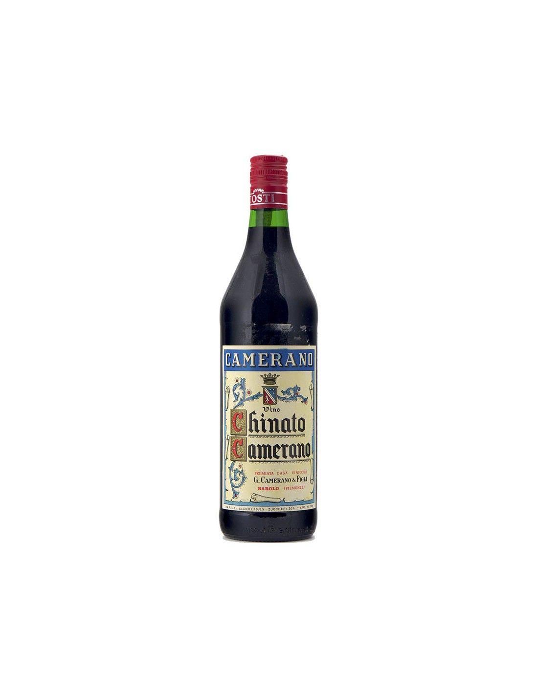 VINO CHINATO 1L OLD NV CAMERANO Grandi Bottiglie