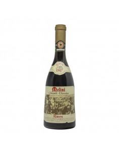 CHIANTI CLASSICO RISERVA 1967 MELINI Grandi Bottiglie