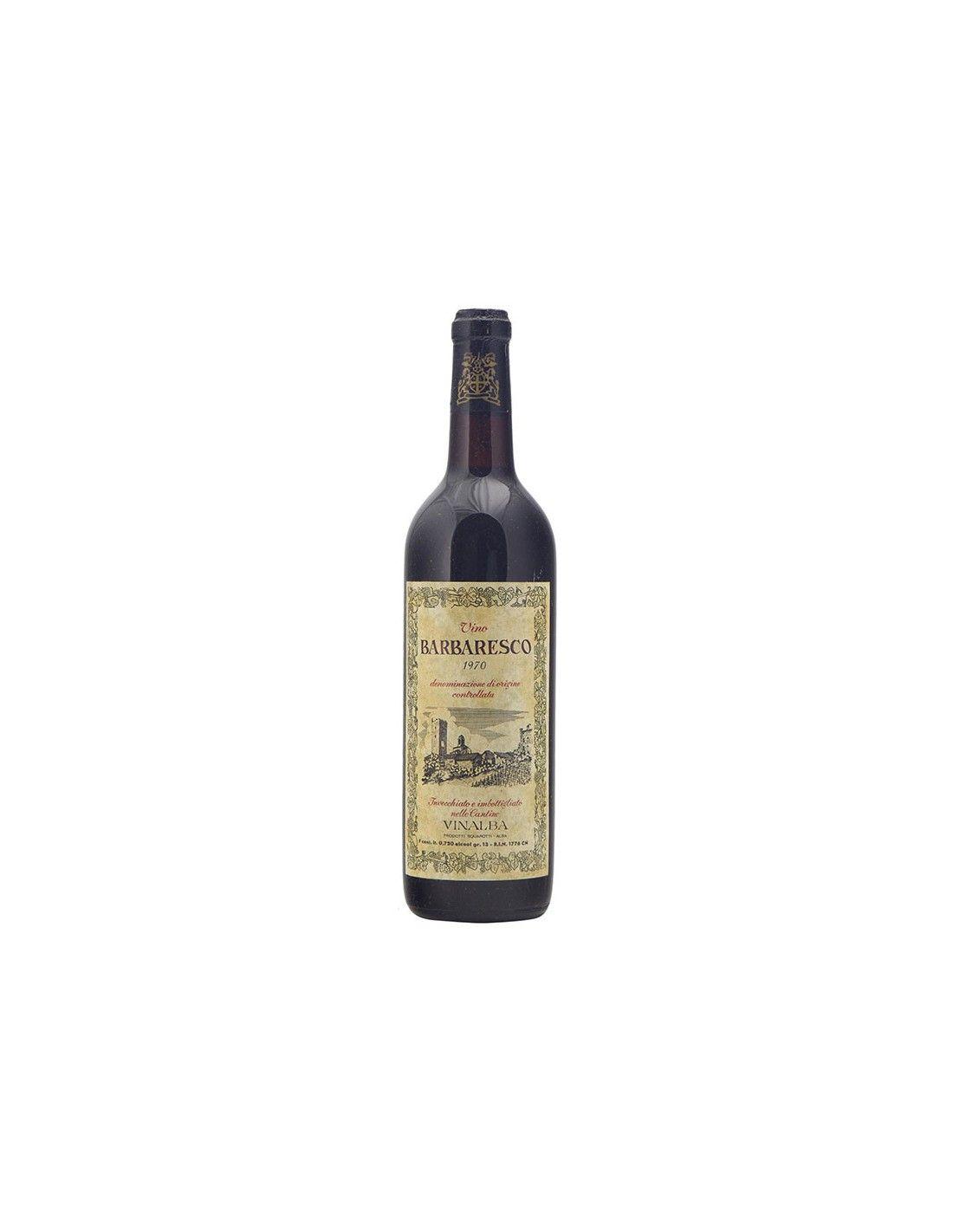 BARBARESCO 1970 VINALBA Grandi Bottiglie