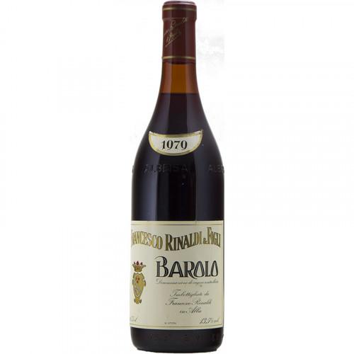BAROLO 1979 RINALDI FRANCESCO