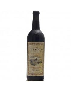 BAROLO RISERVA SPECIALE 1964 VINALBA Grandi Bottiglie