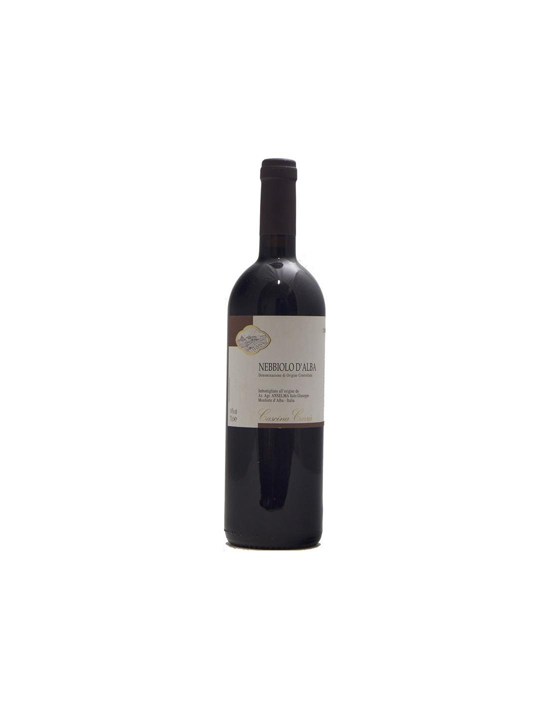 NEBBIOLO ALBA 2006 CASCINA CARRA' Grandi Bottiglie