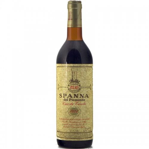 SPANNA 1974 CANTINE LANZAVECCHIA Grandi Bottiglie
