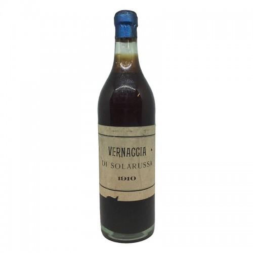 VERNACCIA DI SOLARUSSA 1910 ANONIMO Grandi Bottiglie