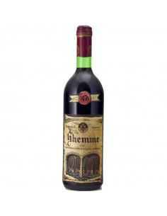 GHEMME 1975 VALSESIA Grandi Bottiglie