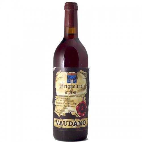 GRIGNOLINO D ASTI 1982 VAUDANO ENRICO & FIGLI Grandi Bottiglie