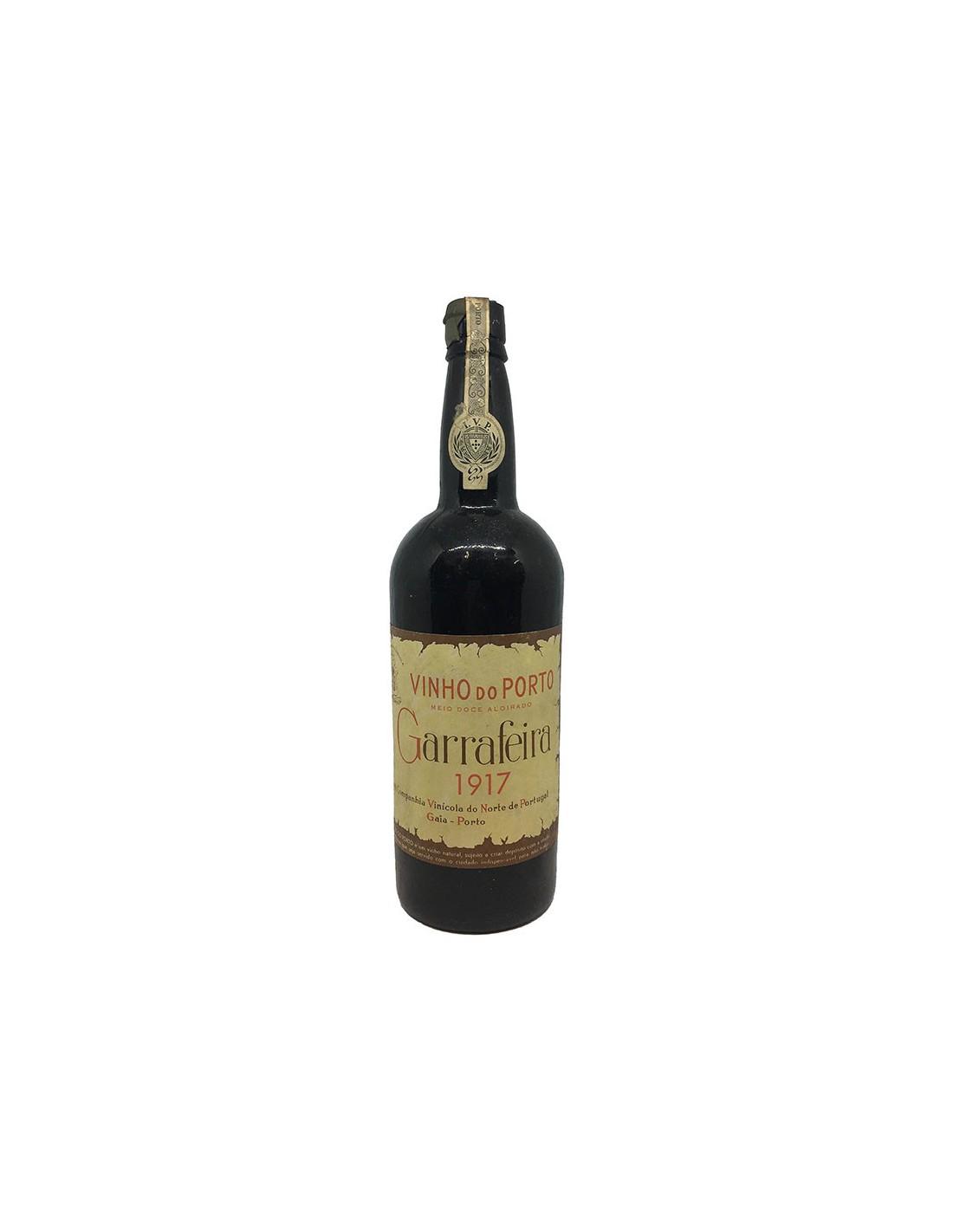 Vinho Do Porto Garrafeira Colheita 1917 REAL COMPANHIA VINICOLA