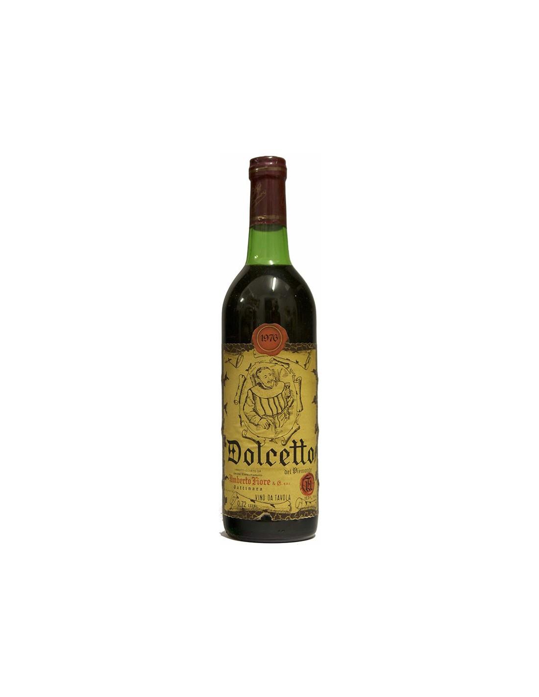 DOLCETTO 1976 UMBERTO FIORE Grandi Bottiglie