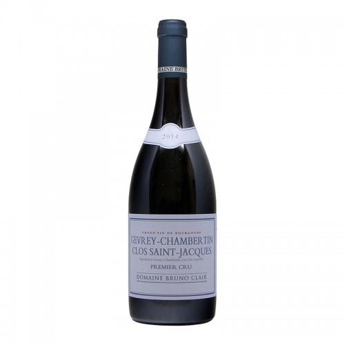 GEVREY CHAMBERTIN CLOS ST JACQUES 1ER CRU 2014 DOMAINE BRUNO CLAIR Grandi Bottiglie