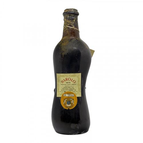 Barolo Bottiglia Storica Di Troglia 1975