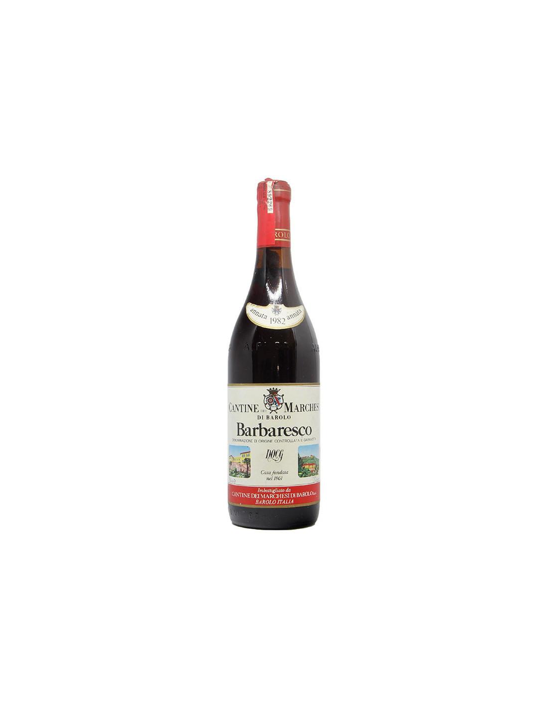 Cantine dei Marchesi di Barolo Barbaresco 1982 Grandi Bottiglie