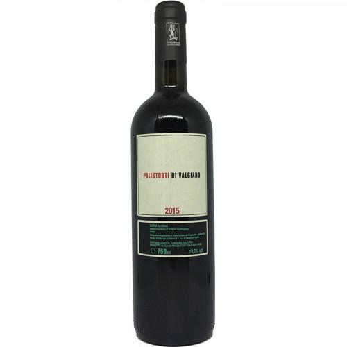 vino naturale Palistorti (2015)