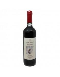 vino naturale CIRO' RISERVA PIU' VITE (2011)