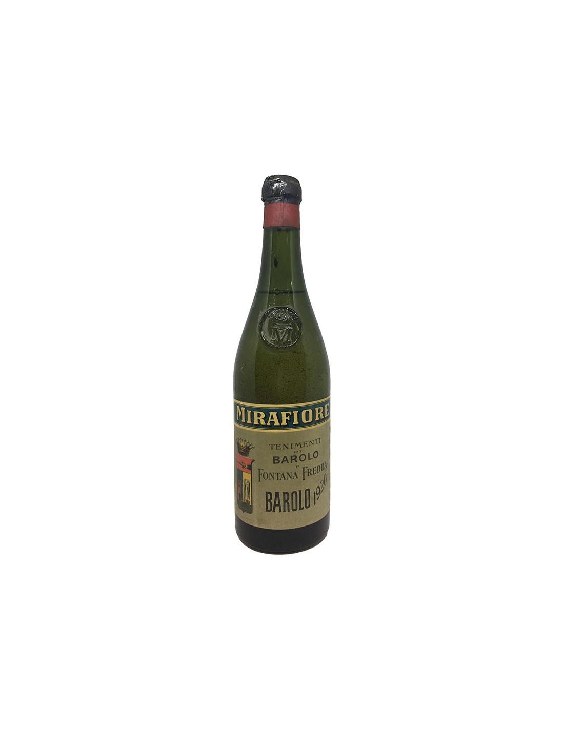 Barolo Clear Colour 1920 MIRAFIORE GRANDI BOTTIGLIE