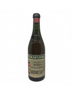 BARBARESCO CLEAR COLOUR 1920 MIRAFIORE Grandi Bottiglie