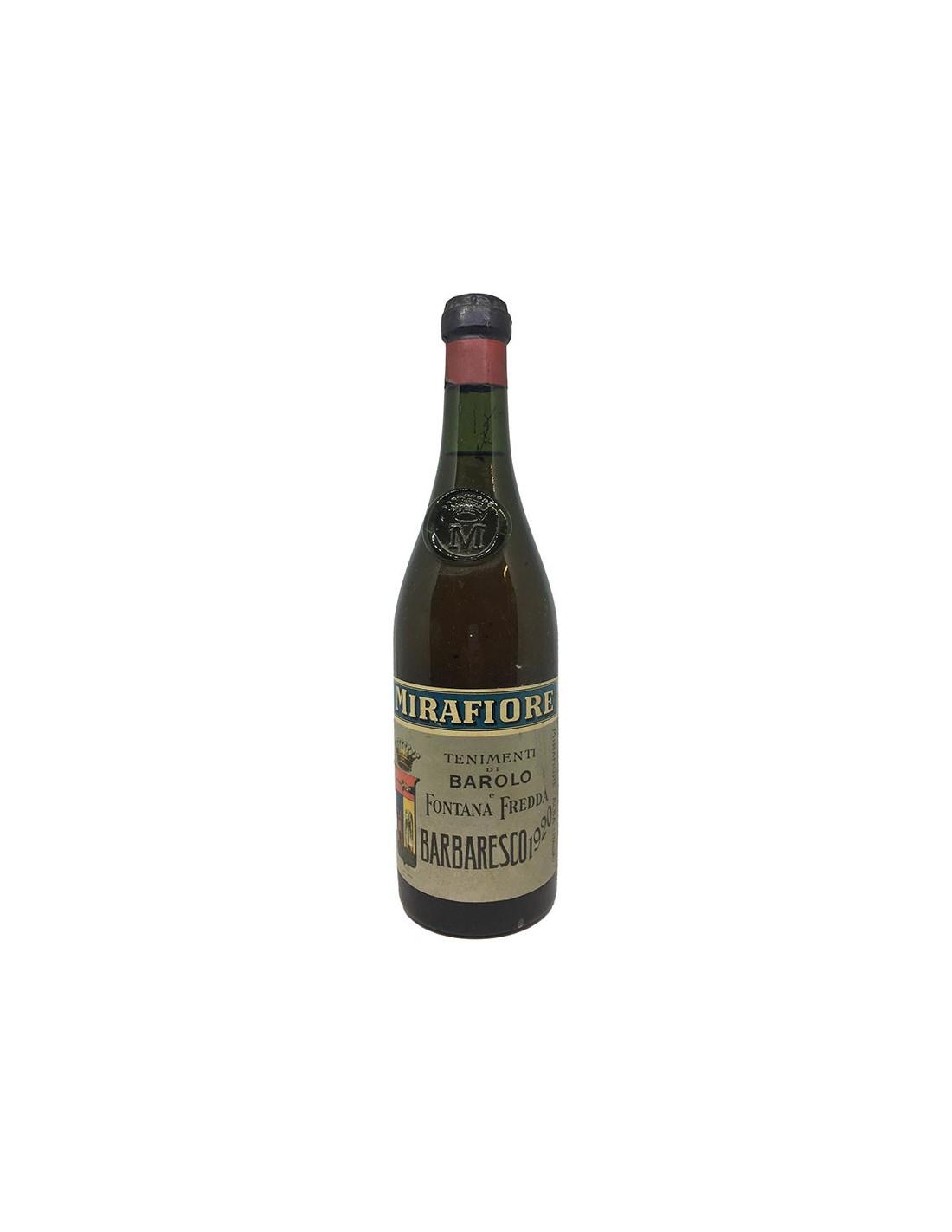 BARBARESCO CLEAR COLOUR 1920 MIRAFIORE Grandi Bottiglie