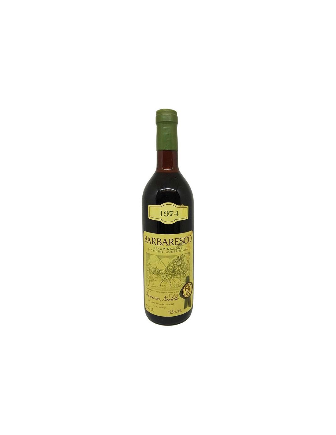 BARBARESCO 1974 NICOLELLO Grandi Bottiglie