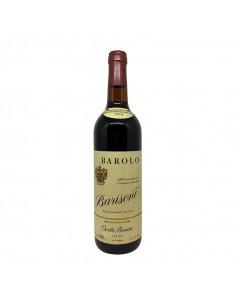 BAROLO 1976 BARISONE Grandi Bottiglie