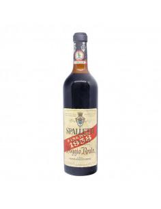 CHIANTI POGGIO REALE 1958 SPALLETTI Grandi Bottiglie