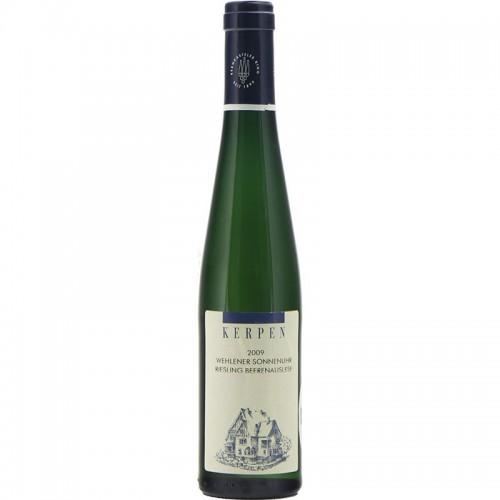 WEHLENER SONNENUHR RIESLING BEERENAUSLESE 0.375 L 2009 KERPEN Grandi Bottiglie