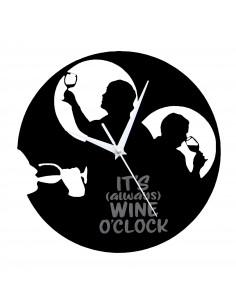 Clock - custom plexiglass...
