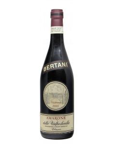 Amarone Della Valpolicella 2001 BERTANI GRANDI BOTTIGLIE
