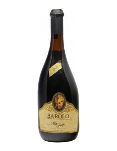 BAROLO 1982 BRERO Grandi Bottiglie