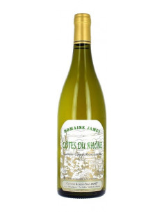 vino naturale COTES DU RHONE BLANC