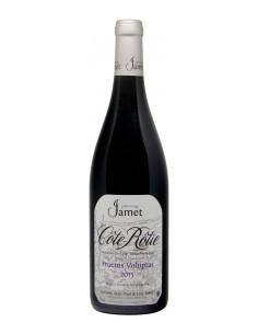 COTE ROTIE FRUCTUS VOLUPTAS 2015 DOMAINE JAMET Grandi Bottiglie