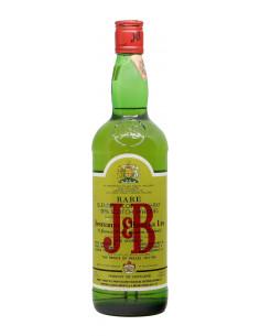 J&B WHISKY 75CL NV JUSTERINI BROOKS Grandi Bottiglie