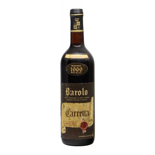 Barolo Cannubi 1969 TENUTA CARRETTA