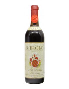 BAROLO 1983 FELICE BONARDI Grandi Bottiglie