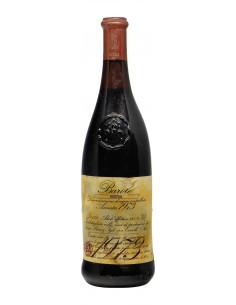 BAROLO RISERVA 1973 LUIGI BOSCA Grandi Bottiglie