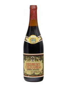 BARBARESCO RISERVA SPECIALE 1970 CALISSANO Grandi Bottiglie