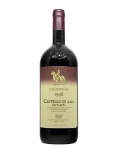 L'APPARITA MAGNUM 1998 CASTELLO DI AMA Grandi Bottiglie