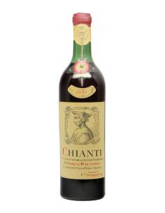 CHIANTI 1957 SERRISTORI Grandi Bottiglie