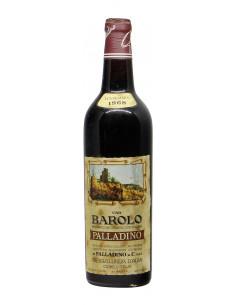 BAROLO 1968 PALLADINO Grandi Bottiglie