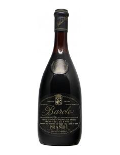 BAROLO 1967 PRANDI MASSIMO Grandi Bottiglie