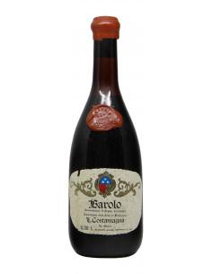 BAROLO 1973 COSTAMAGNA Grandi Bottiglie