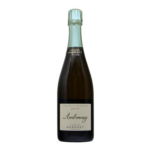 vino naturale Champagne Ambonnay Grand Cru Extra Brut (2010)