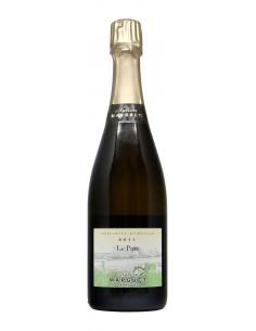 vino naturale CHAMPAGNE LE PARC EXTRA BRUT GRAND CRU (2011)
