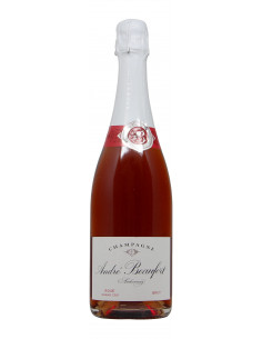 CHAMPAGNE BRUT ROSE NV A.BEAUFORT Grandi Bottiglie