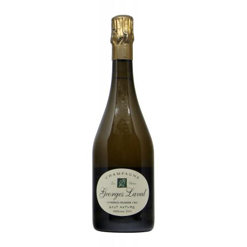 vino naturale CHAMPAGNE BRUT NATURE CUMIERES CUVEE LES CHENES (2010)
