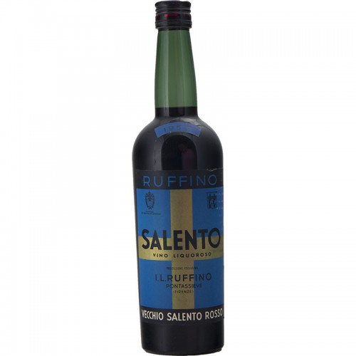 VECCHIO SALENTO ROSSO LIQUOROSO 1954 RUFFINO Grandi Bottiglie