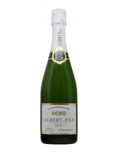 CHAMPAGNE BLANC DE BLANCS BRUT NV LILBERT FILS Grandi Bottiglie