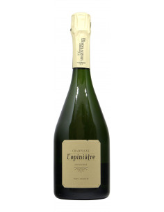 Champagne Opiniatre Blanc Grand Cru Nature 2010 MOUZON LEROUX