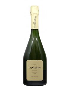 vino naturale CHAMPAGNE OPINIATRE BLANC GRAND CRU NATURE  (2010)