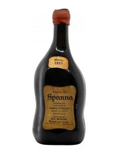 SPANNA RISERVA CASTELLO DI LOZZOLO 1957 FRATELLI BERTELETTI Grandi Bottiglie